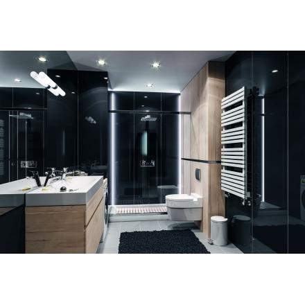 grzejnik łazienkowy, stalowy, wodny, do instalacji CO, C.O.