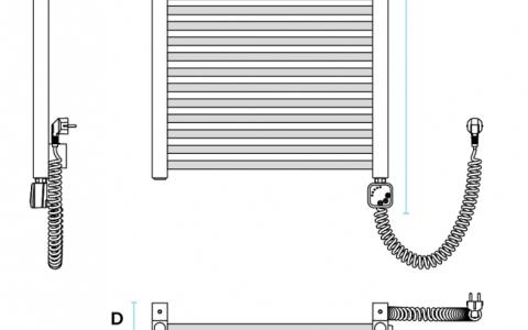 suszarka elektryczna; grzejnik elektryczny